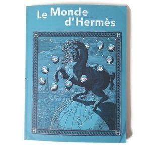Le Monde d'Hermes magazine book